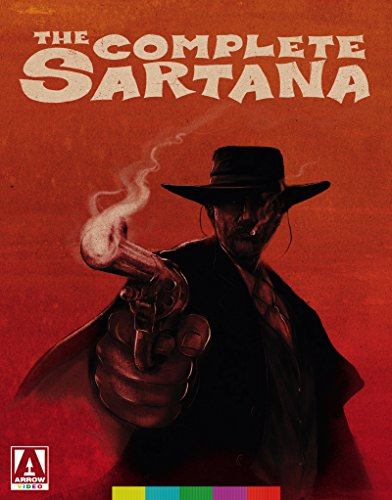 The Complete Sartana (5-Disc Limited Edition) [Blu-ray]