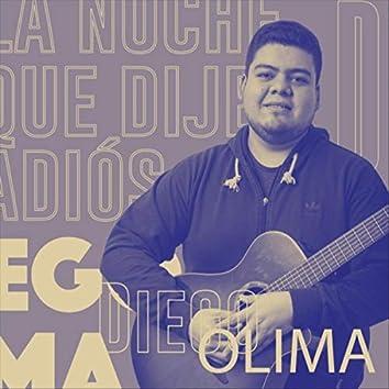 La Noche Que Dije Adiós (feat. Dalmiro Cuellar)