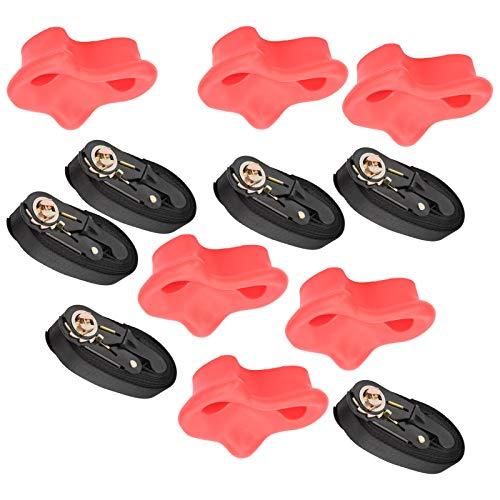 Giny Piedra de Escalada, diseño portátil Duradero y Divertida Piedra de Escalada, Material ABS Resistente para niños