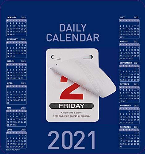 Collins Colplan CDBC Calendrier journalier 2021