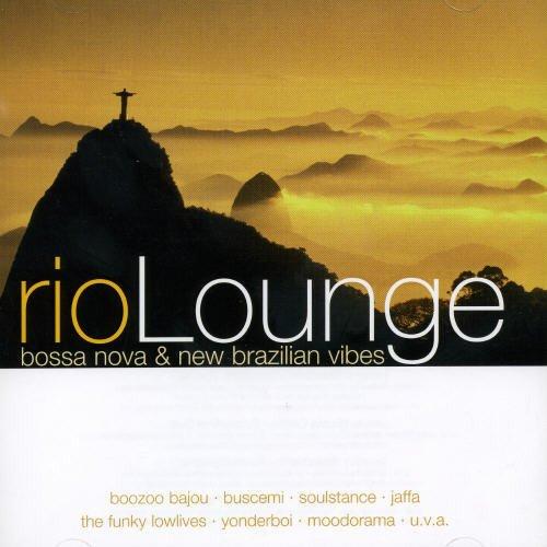 Rio Lounge-Bossa Nova & New Brazilian Vibes