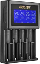 Huangou ❤❤ Battery Charger ❤ Golisi S4 LCD Display Smart Battery Charger for Lithium-ion/NI-cd/Ni-MH/AAA/AA