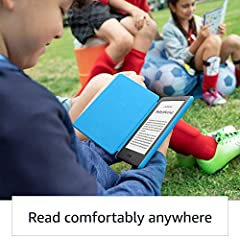 Kindle Kids   Includes access to over a thousand books, Blue Cover #2