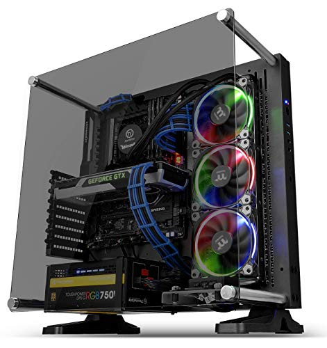 Gamers Dream: Tempered Glass PC Cases 19