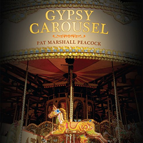 Gypsy Carousel audiobook cover art