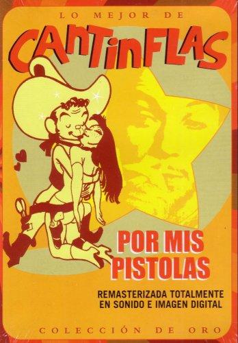 Lo Mejor de Cantinflas: Mis Finally resale start Por Price reduction Pistolas