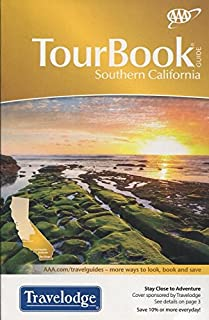 SOUTHERN CALIFORNIA TOURBOOK GUIDE 2018 /AAA /EVERYTHING ABOUT EVERYTHING /RATINGS++++