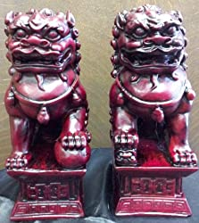 Fabulous Hong Tze Collection-Beijing Foo Dogs