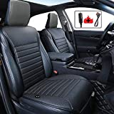 Big Ant Car Seat Cushion, Car Seat Pad Leather Waterproof Seat Cover with Heating function Car Front Seat...