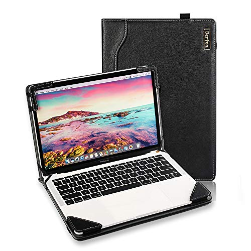 Berfea Schutzhülle für Acer Swift 1 SF114 / Swift 3 SF314--41/42/54/55/56G / Spin 7 SP714 / Chromebook 514 CB514 Laptop Tasche Notebook Sleeve PC Schutzhülle