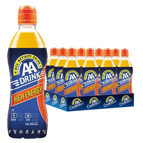 AA Drink High Energy 0,5L (24 flesjes, incl. statiegeld)