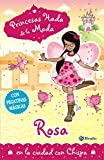Rosa en la Ciudad con Chispa (Castellano - A PARTIR DE 6 AÑOS - PERSONAJES Y SERIES - Princesas Hada de la Moda)