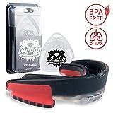 LYCAON Protège-Dents pour Sport, Protège-Dents pour Boxe Football Crosse Hockey sur...