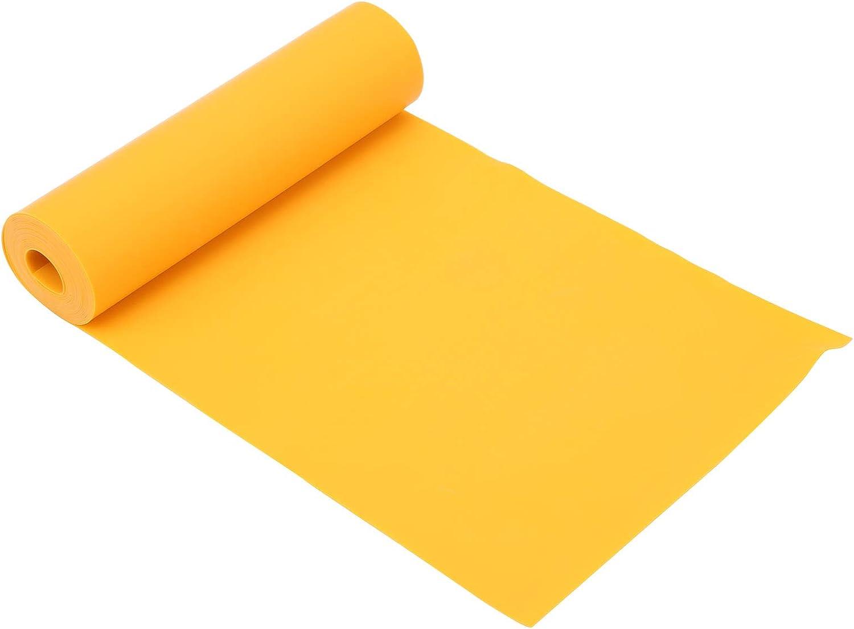DDGD Slingshot Flat Elastic Band Yellow Manufacturer direct delivery 2m 0.5mm 25% OFF Cat x