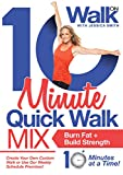Features 6, 10-Minute Walking Segments plus our BONUS 10-Minute Chair Stretch Burn Fat + Boost Metabolism with our 3 Calorie Burning Walks and 3 Strength Walks Choose Your Favorite Sessions or Follow Our 5-Day Premix Plan! Low and High Impact Options...