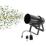 Chauvet DJ Funfettishot - Lanzador de confeti profesional...