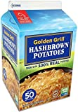 Golden Grill Premium Hashbrown Potatoes 33 oz. (pack of 4) A1