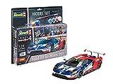 Revell 67041Model Set Ford GT–Le Mans Maqueta de Escala 1: 24orgin Algas fidelidad imitación con Muchos Detalles