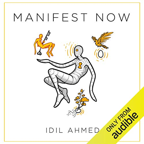 Manifest Now audiobook cover art