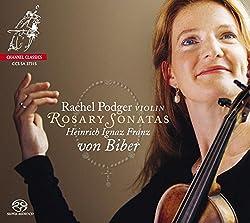 Heinz Ignaz Von Biber : Sonates du Rosaire. Podger, Miller, Swiatkiewicz, Manson