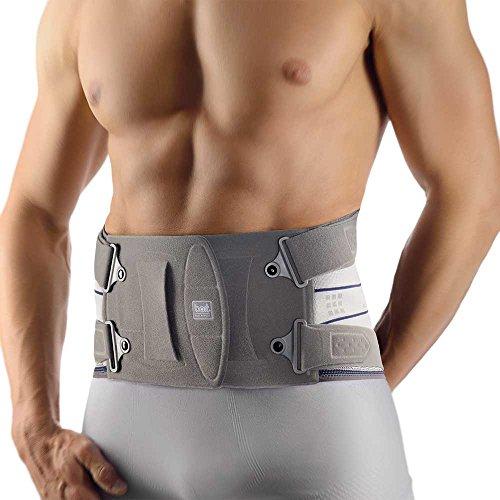 Bort StabiloPlus Rückenbandage Lendenwirbel Entlastung Orthese Stütze, Gr. 6