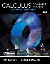 Best single variable calculus larson Reviews