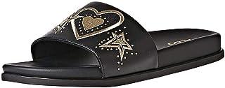 Aldo Immen Casual & Dress Shoe For Men, Black Synthetic, Size 42.5