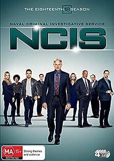 Ncis: Season 18 [5 Disc] (DVD)