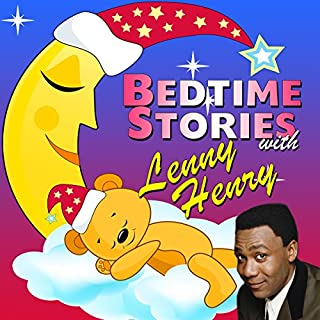 Couverture de Bedtime Stories with Lenny Henry
