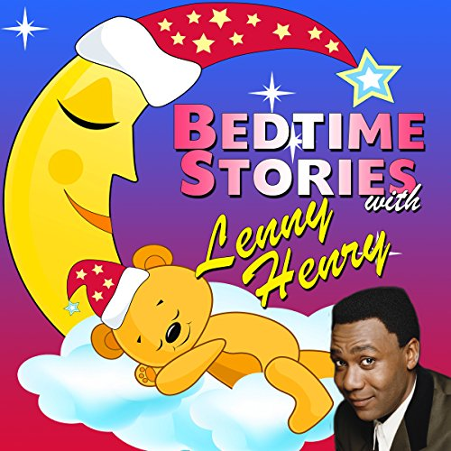Bedtime Stories with Lenny Henry audiobook cover art