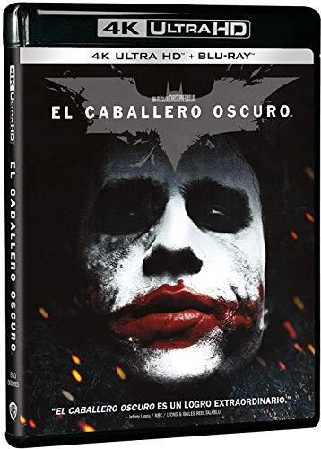 El Caballero Oscuro (UHD 4K + BD) [Blu-ray]