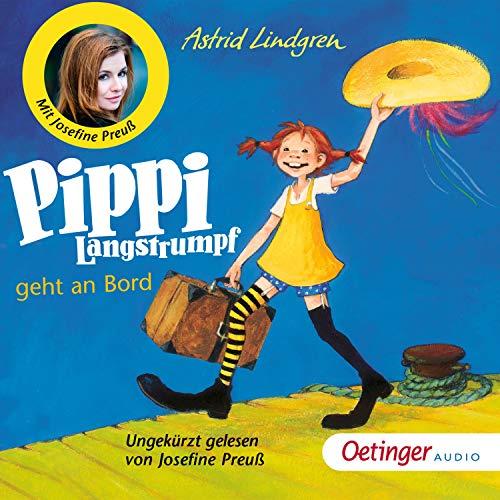 Pippi Langstrumpf geht an Bord Titelbild