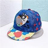 Bonita Gorra de bebé con número, Gorra de béisbol para bebé, Primavera, Verano, niños, Sombrero de algodón para el Sol, Sombreros con Visera al Aire Libre para niñas pequeñas-Red Style 10