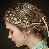 Immagine 2 wohlstand fascia nuziale capelli sposa