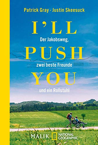 I'll push you: Der Jakobsweg, zwei beste Freunde und ein Rollstuhl