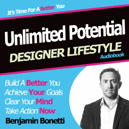 Designer Lifestyle – Unlimited Potential audiobook cover art