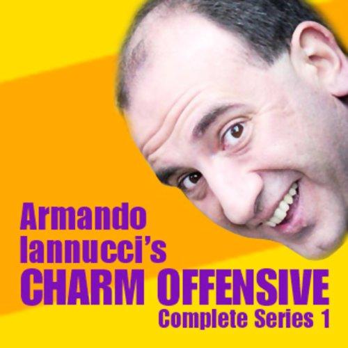 Armando Iannucci's Charm Offensive cover art