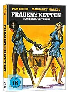 Frauen in Ketten - Black Mama, White Mama - Mediabook - Cover B - 2-Disc Limited Collector's Edition auf 333 Stück  (+ DVD) [Bl