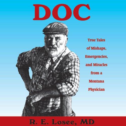 Doc audiobook cover art