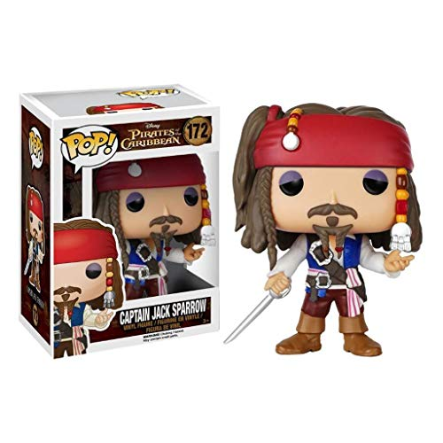 Funko POP!: Disney: Piratas del Caribe: Jack Sparrow