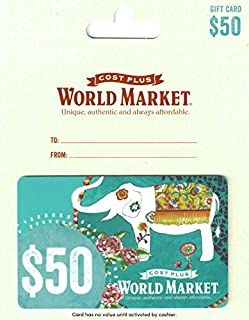 world market e gift card