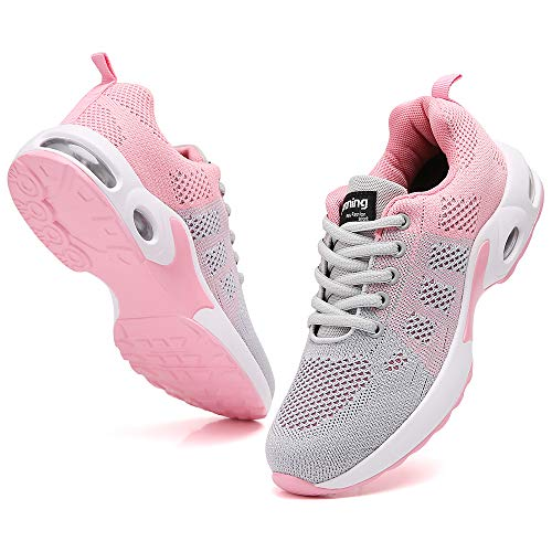 TSIODFO Trail Running Shoes for Women Gym Workout Sneakers...