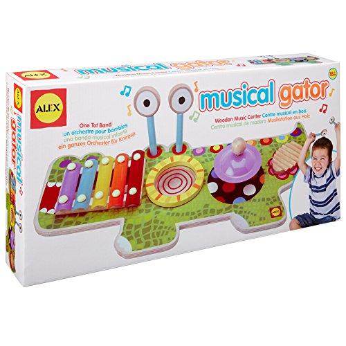 Alex Toys Pretend & Play - 1497g - L'alligator Musical