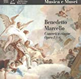 Marcello: Concerti A Cinque Opera 1 (Conceri 1-6) (Rivo Alto)