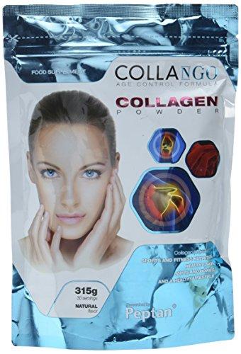 Collango Kollagen Hydrolysat Protein Pulver, ohne Geschmack, 315g, 30 Portionen