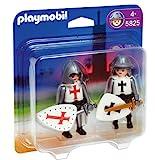 PLAYMOBIL Duo Pack Caballero y Cruzado