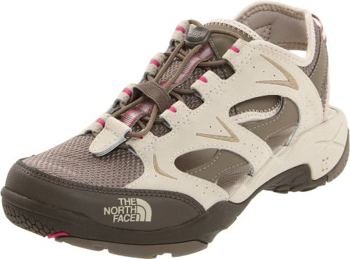 The North Face Chaussure Femme Taille EU 39 Women's Hedgefrog II Water Shoe, Fossil Ivory