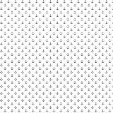 babrause ® Baumwollstoff Anker Mini Weiß Grau Webware