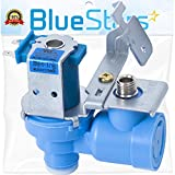 Ultra Durable MJX41178908 Refrigerator Water Inlet Valve DIRECT Replacement for OEM Part by Blue Stars - Exact Fit for LG & Kenmore Refrigerators - Replaces AP4451762 PS3536019 AH3536019