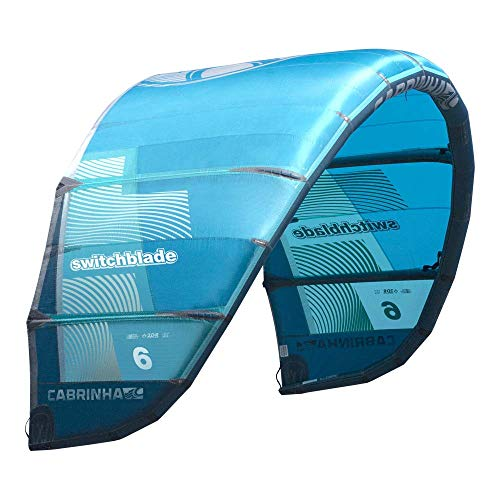 Cabrinha Switchblade Kite 2019-Blue-8,0